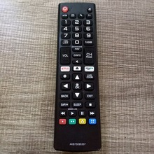 NEW Replacement for LG AKB75095307 AKB75095303 led TV Remote Control 55LJ550M 32LJ550B 32LJ550M UB with amazon/netflix buttons