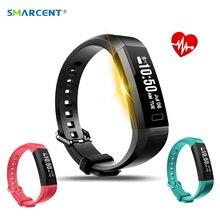 Smart запястье 2 Фитнес трекер шаг счетчик калорий браслет сна шагомер сердечного ритма Мониторы Для мужчин умные часы SmartWatch группа