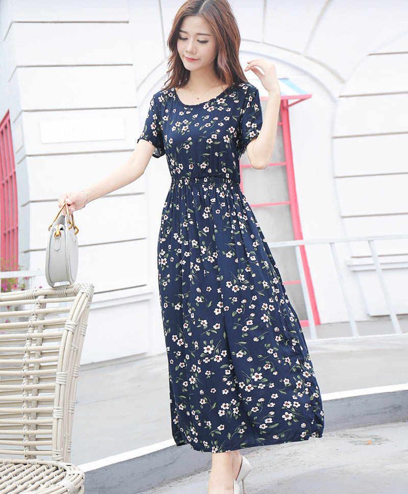 Women Dress 30 Styles Floral Print Work