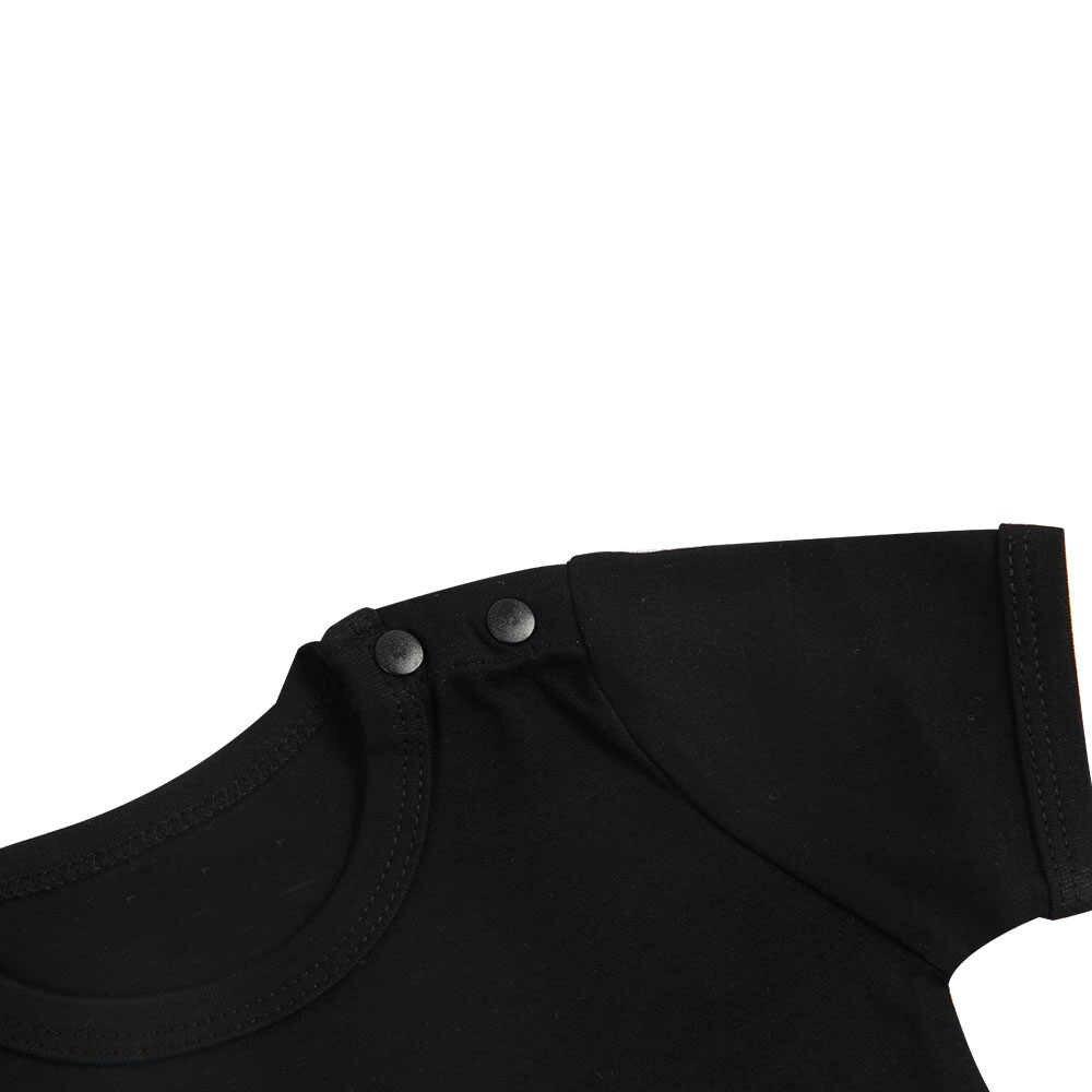 Culbutomind рок ролл черно-белые Близнецы младенческой тела Infantil с персонализированным Beanie близнецы детская одежда 0-12 м