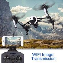 Q333-B 2.4 GHz WLtoys 4CH 6 Axis Gyro WiFi FPV RC Quadcopter RTF Pesawat RC Drone Dengan Kamera 0.3MP helikopter