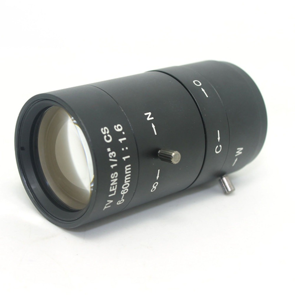 Image 3 - Inesun Manual IRIS ZOOM 6 60mm CS C Mount Lens CCTV Lens for CCTV Camera-in CCTV Parts from Security & Protection