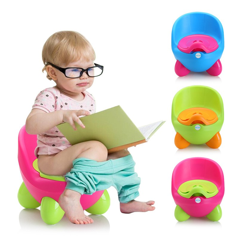 Large Kids Child Seat Toilet Creative Fashion Egg Style Baby Training Seat Toilet Hot Baby Potty 3 Colors