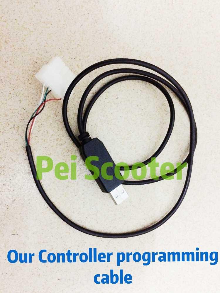 Kami Controller Pemrograman Kabel dengan Perangkat Lunak Kami Ppc-01