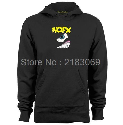 NOFX Mens & Womens Personalized Fashion Funny Hoodies Sweatshirts