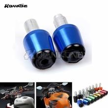 Фотография Universal Motor Counterweight Handlebar End Plug Slider Handlebar Ends 7/8