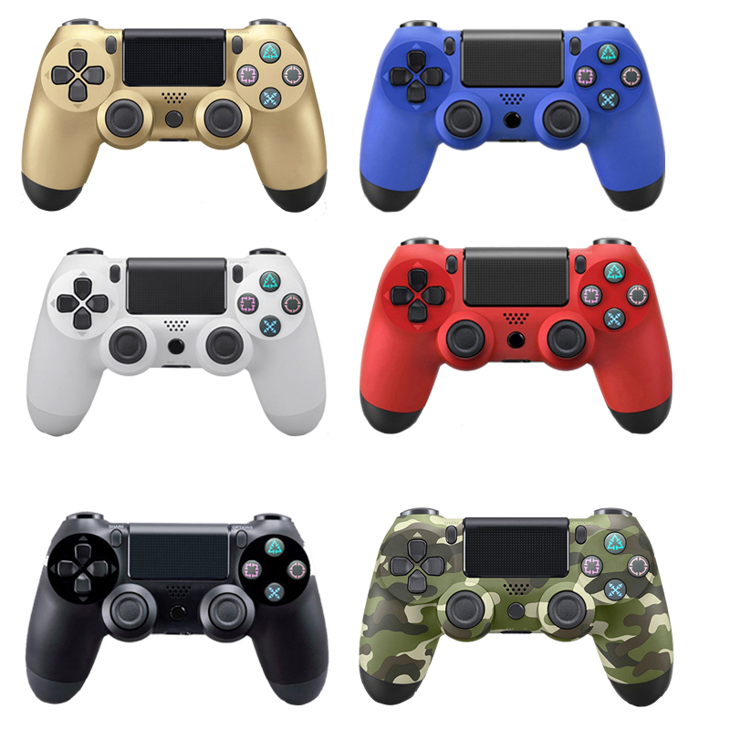 Wireless Gamepad For Playstation Sony PS4 Controller Joystick Joypad Controle For PC Win 7/8/10 For PS3 Console With USB Cable gasky mini wireless gamepad pc for ps3 tv box joystick 2 4g joypad game controller remote for xiaomi android pc win 7 8 10