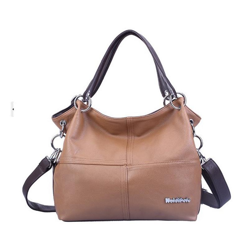 New 2016 Retro Vintage Women's Leather Handbag Tote Trendy Shoulder Bags Messenger Bag Cross body bag Bolsas Free shipping комплект белья хлопковый край краснодар 2 спальный наволочки 70х70 цвет черный белый зеленый 706 1фк