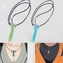 Hot Japanese Anime Naruto uzumaki naruto Pendant Necklace 2 Colors 1PC Baby Gifts /Christmsa Gifts