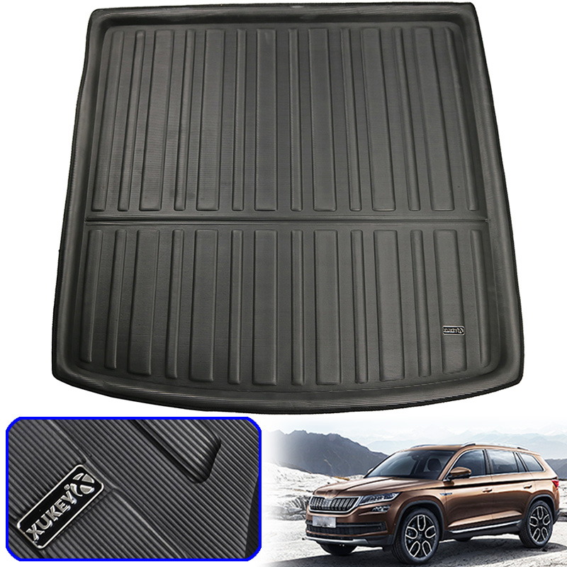 V Custom Insert Tailored PVC Boot Liner Jeep Commander 7 seats 2006