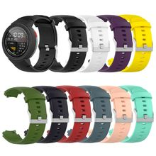 Wrist Band Strap Watchband TPU Adjustable Bracelet Sports Replacement for Huami Amazfit Verge