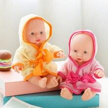 Muñecos con Albornoz