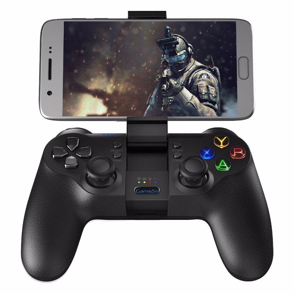 GameSir T1s Controller di Gioco di Bluetooth Gamepad Wireless per Android Smartphone Tablet/PC Windows/Vapore/Samsung VR/TV Box