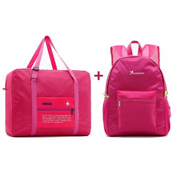 7b7639dc92ef See More 2018 Fashion Women Travel Bags WaterProof Nylon Folding Bag Large  Capacity Bag luggage Bags Portable Men Handbags wholesale