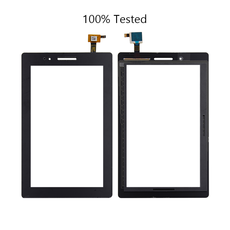For Lenovo TAB 3 Essential 710L 710i 710F Tab3 710 TB3-710L TB3-710i TB3-710F TB3-710 TAB3-710 Touch Screen Digitizer Panel 7inch lcd display with touch screen digitizer for lenovo tab 3 7 0 710 essential tab3 710 tb3 710l tb3 710i tb3 710f lcd display