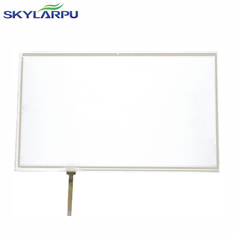 skylarpu NEW 10.1 Inch 4 Wire Resistive Touch Screen 235mm*143mm Panel for B101AW03 Screen touch panel Glass Free shipping amt 146 115 4 wire resistive touch screen ito 6 4 touch 4 line board touch glass amt9525 wide temperature touch screen