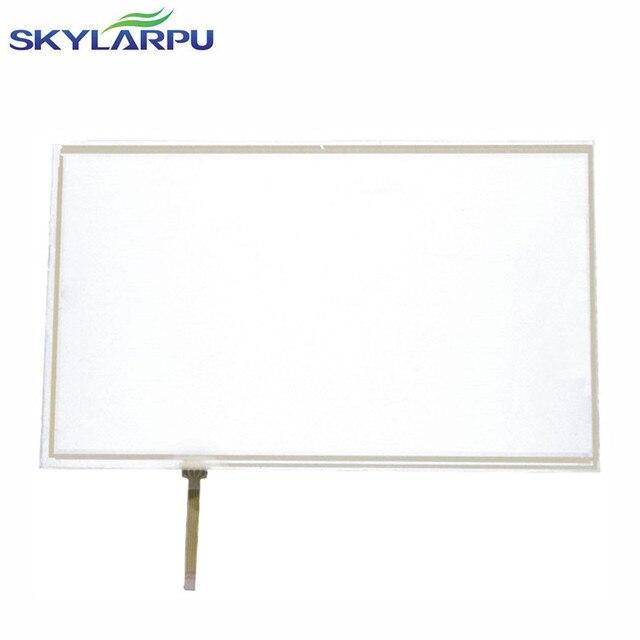 Skylarpu nouveau 10.1 pouces 4 fils résistif écran tactile 235mm * 143mm panneau pour B101AW03 écran tactile panneau verre livraison gratuite