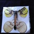 5 pcs magia borboleta voando borboleta mudar com as mãos vazias liberdade borboleta mágica adereços truques de mágica frete grátis