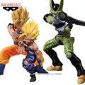 Anime Dragon Ball Z Super Saiyan Son Gohan Cell PVC Figures FIGURE Dramatic Showcase Dragonball Figurine Collectible Model Toy