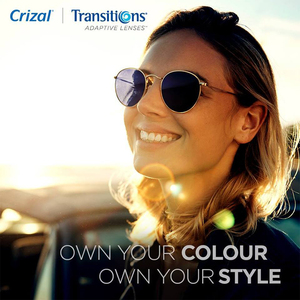 Image 5 - Essilor Transitions 1.56 1.59 1.60 1.67 1.74 포토 크로 믹 안경 처방 카멜레온 렌즈 1 쌍