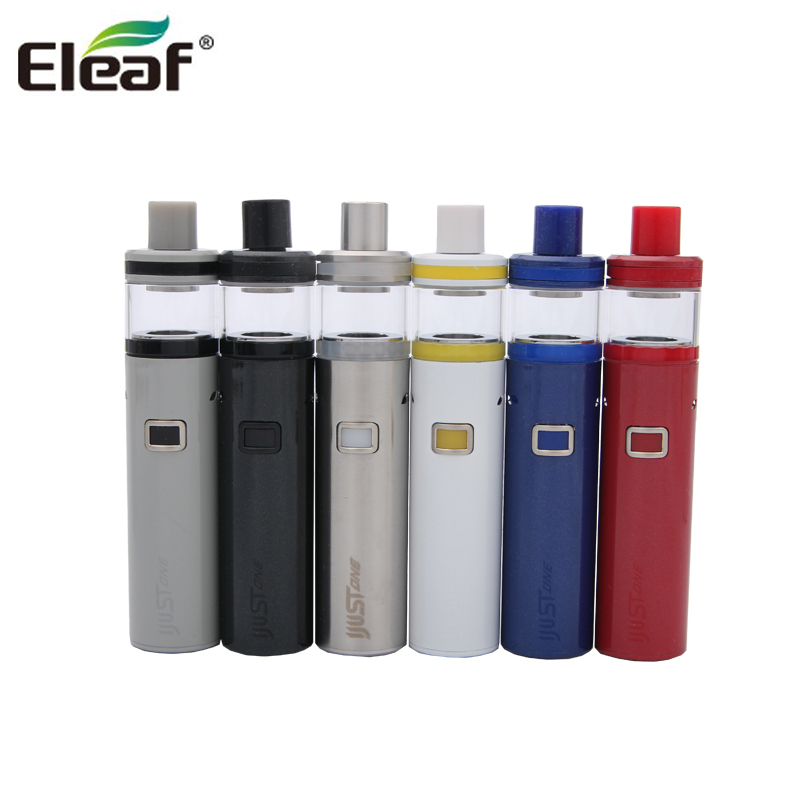 Eleaf IJust One Starter Kit With 2ml Atomizer And 1100mah Battery Electronic Cigarette Vape With EC