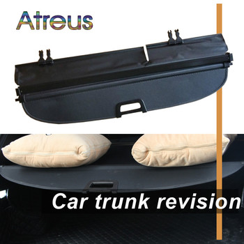 Atreus High Quality 1set Car Rear Trunk Security Shield Cargo Cover For VW Volkswagen Tiguan accessories