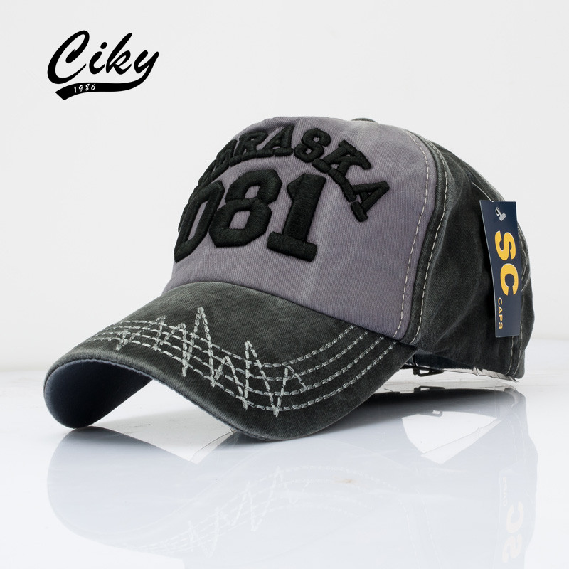 New Arrivals baseball cap snapback hats for boy girls fashion visor cap letters print  sun hats For Adult  TH-050