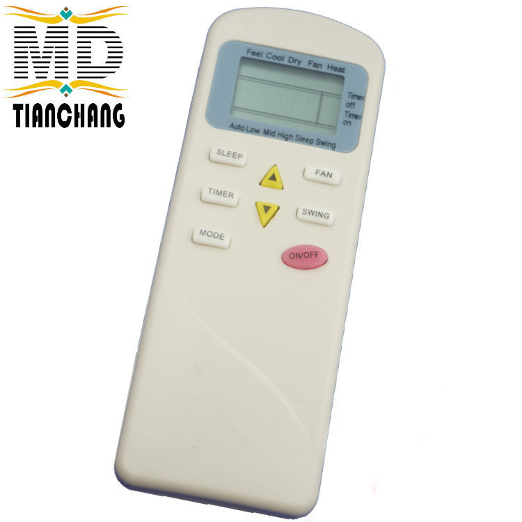 US $6 4 20% OFF New Remote English version For TCL ROYAL 9000BTU Air  Conditioner remote control-in Remote Controls from Consumer Electronics on