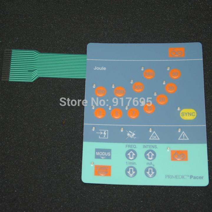 Keyboard Suitable For PRIMEDIC DM10 DM30 PANEL KEYBOARD free shipping new for primedic dm10 membrane keypad primedic dm30 membrane keypad film