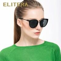 ELITERA 2017 New Fashion Sunglasses Women Brand Designer Classic Sexy Ladies Sun Glasses Vintage Gafas Oculos