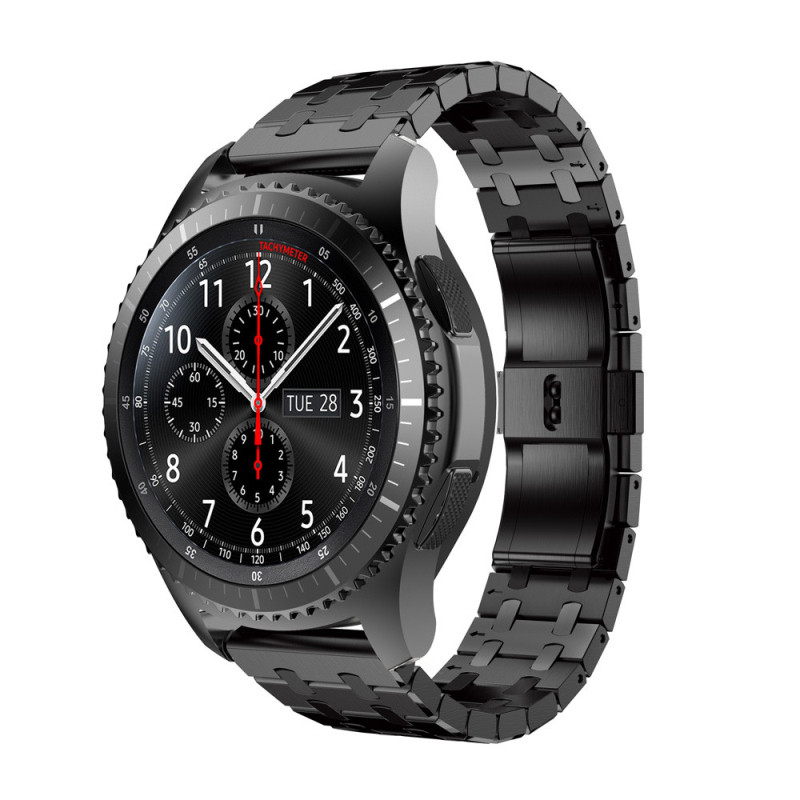 Susenstone 2018 Watchband Stainless Steel Bracelet For Watch Strap For Samsung Gear S3 Frontier Horloge Bandjes Hot Sale смарт часы samsung gear s2 black