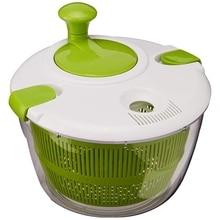 Ctg-00-Sas Salad Spinner, Green And White