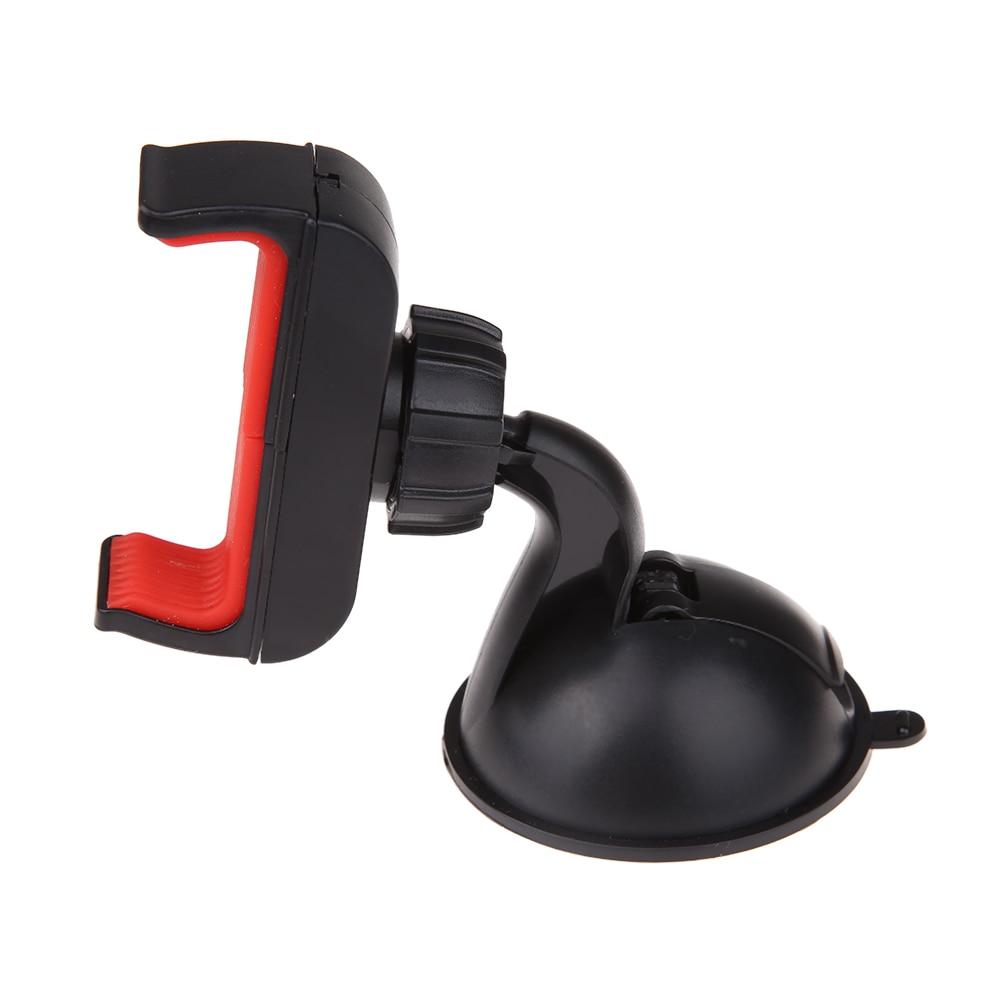 Alloet biltelefonhållare sug vindruta monteringsstativ 360 rotation - Reservdelar och tillbehör för mobiltelefoner
