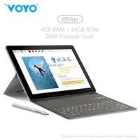 VOYO i8 Max фаблет 4G android планшет 7,1 10,1 дюймов mtk6797 десять ядер 4G B Оперативная память 6 4G B Встроенная память 13.0MP Камера OTG