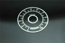 High quality aluminium potentiometer digital dial scale And knob 2Set Free Shipping