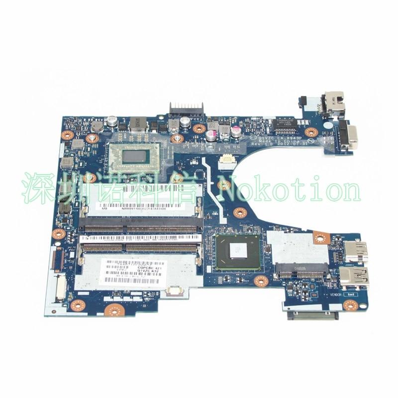 NOKOTION NBM8911003 NB.M8911.003 Q1VZC LA-8943P For acer aspire V5-131 V5-171 Laptop motherboard SR105 2127U CPU nokotion original laptop motherboard for acer aspire es1 511 nbmml11002 z5w1m la b511p n2830 cpu ddr3 works