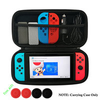 Hard Carrying Travel Case Bag Protective Cover For Nintendo Switch DS Console Free Gifts