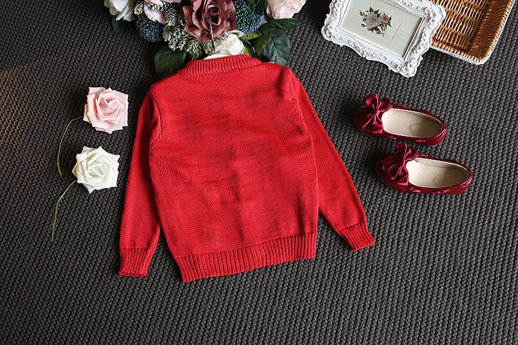 Girls sweater  8