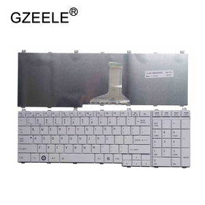 Image 2 - GZEELE English keyboard For Toshiba Satellite L670 L670D L675 L675D C660 C660D C655 L655 L655D C650 C650D L650 C670 L750 L750D