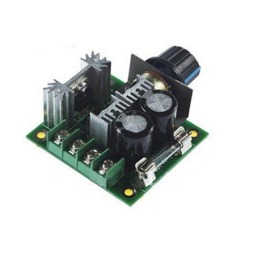 12V~40V 10A Pulse Width Modulation PWM DC Motor Speed Control Switch