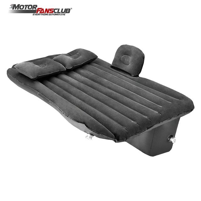 Car Air Inflatable Mattress Travel Bed For Kids.