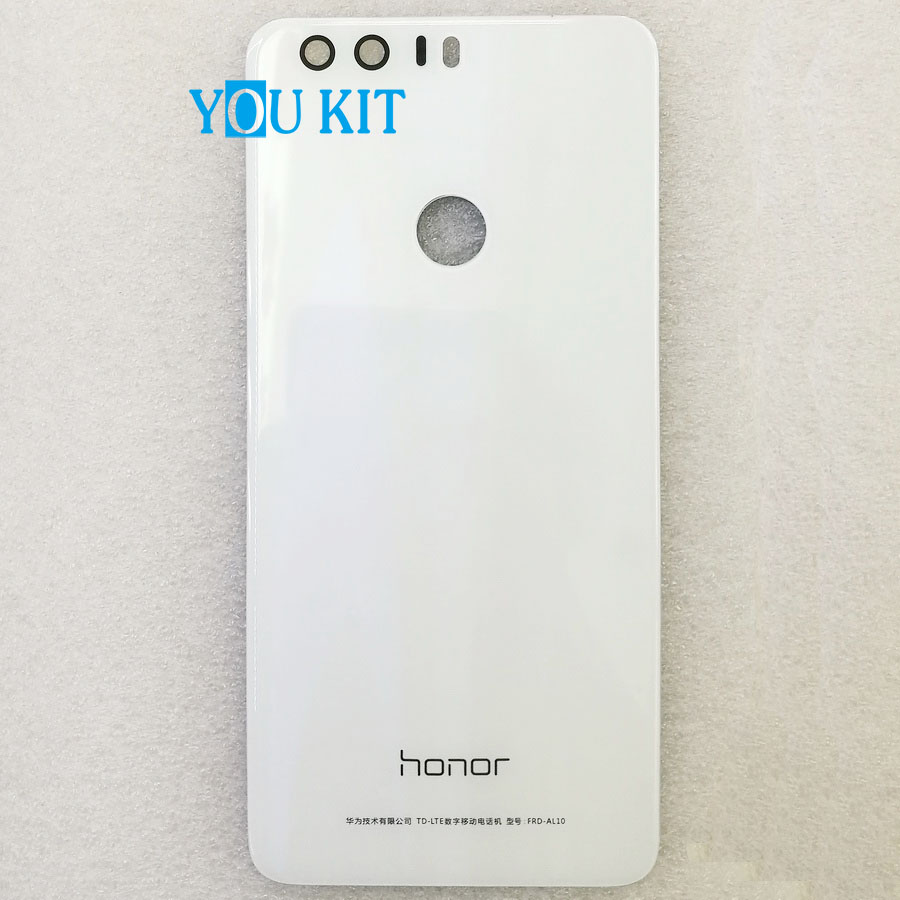 For Huawei Honor 8 Glass Battery Cover (18)