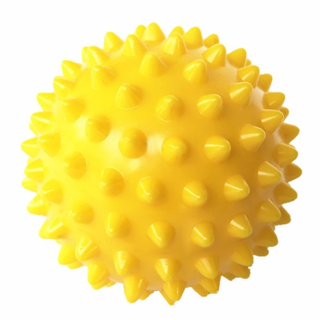 PVC Hand Massage Fitness Ball 9