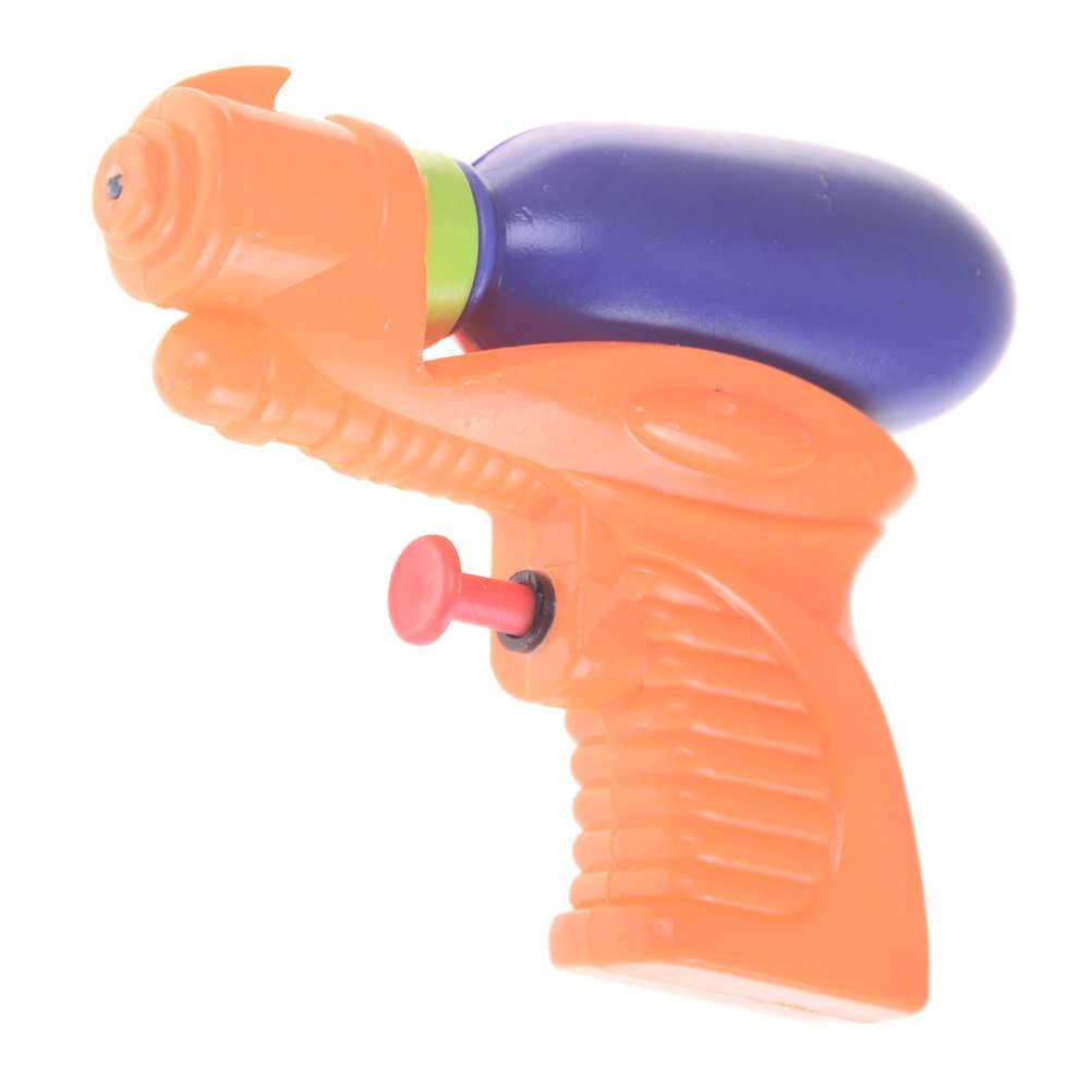 Świąteczne dla dzieci na zewnątrz fotografowania Blaster pistolet na wodę dla dzieci kolorowe wyzwalania walki z plaża Squirt zabawka pistolet w sprayu pistolet na wodę s