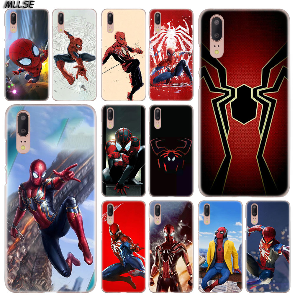 best cover huawei p8 lite spiderman near me and get free shipping ...