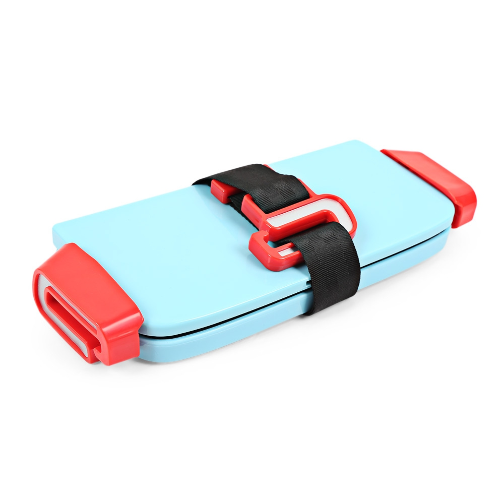 Portable Foldable Children Kids Safety Booster Car Seat Adjustable Strap Car Seat Harness Pad Cushion Toddlers Kids Safe Seats (1)