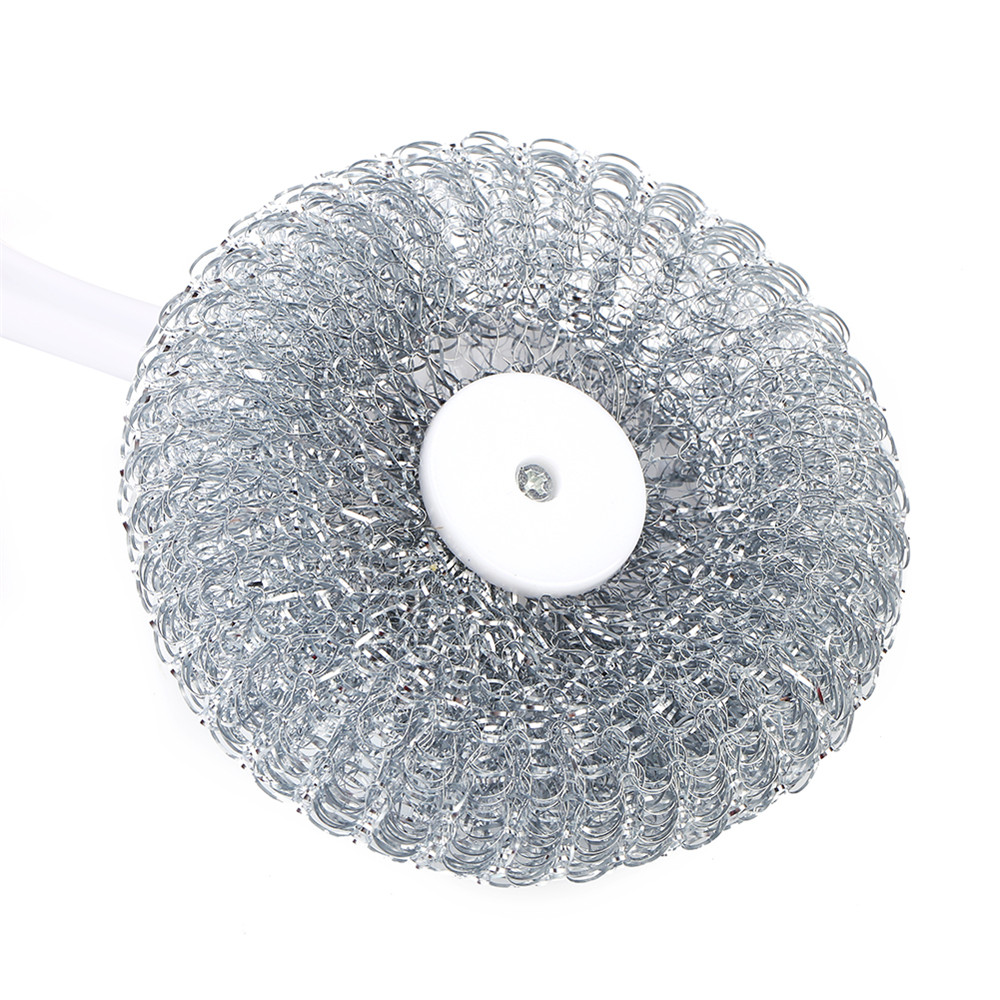 1Pcs Cleaning Brush PP+Stainless Steel Brush Kitchen Ball Scrub ...