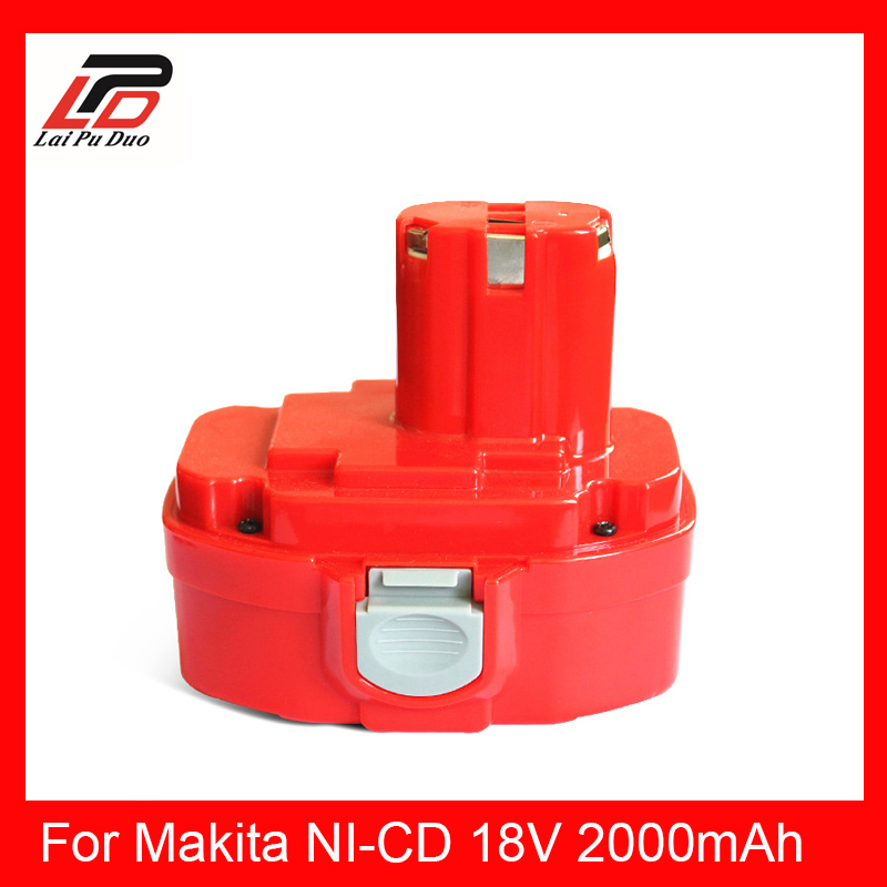 A Ni CD Power Tool Battery For MAKITA PA181822 192827 3 192826 5 8443DWDE6343DWDE6347DWDE Rechargeable