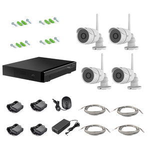 Image 5 - Vstarcam 8CH NVR +4 C17S 1080P Waterproof IP Camera NVR Kits CCTV Surveillance System Kits Video Recorder Home Security Camera