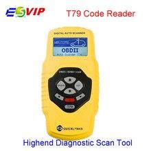 5pcs/lot DHL Free Highend Diagnostic Scan Tool OBDII Auto Scanner T79 code reader